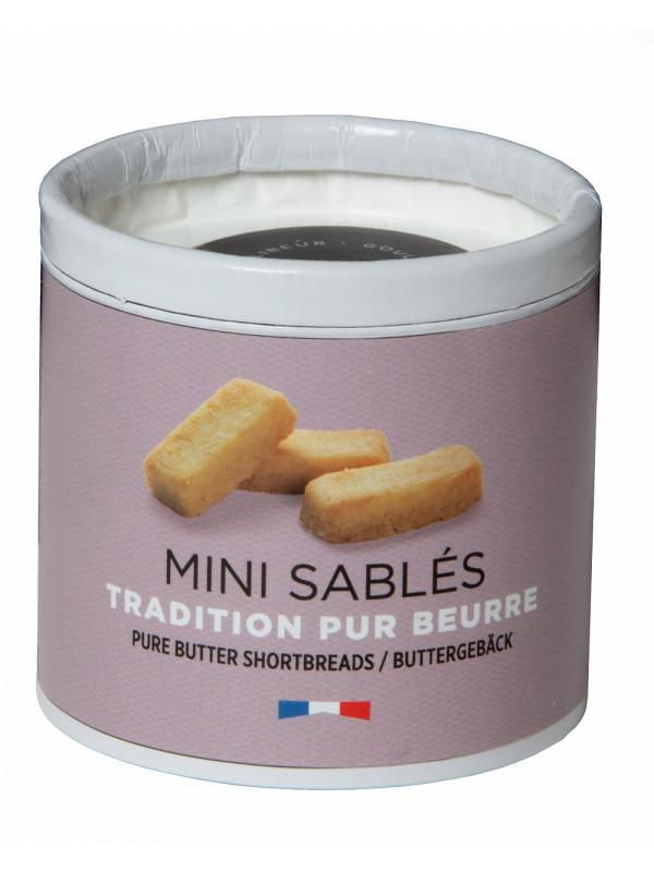 Mini sablés tradition, Goulibeur (35 g)