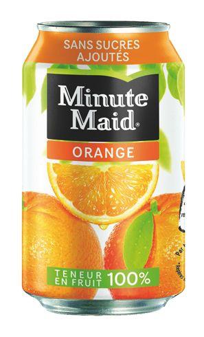 Minute Maid Orange (33 cl)