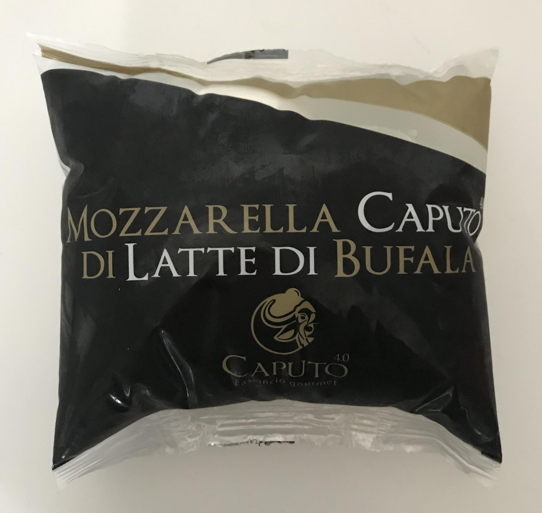 Mozzarella di buffala, Caputo (2 x 125 g)