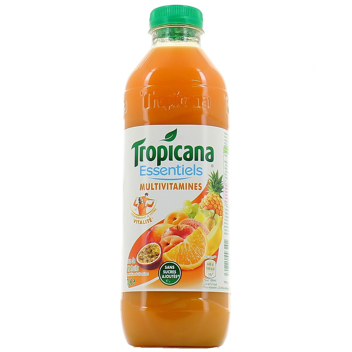 Jus multivitaminé, Tropicana (1.5 L)