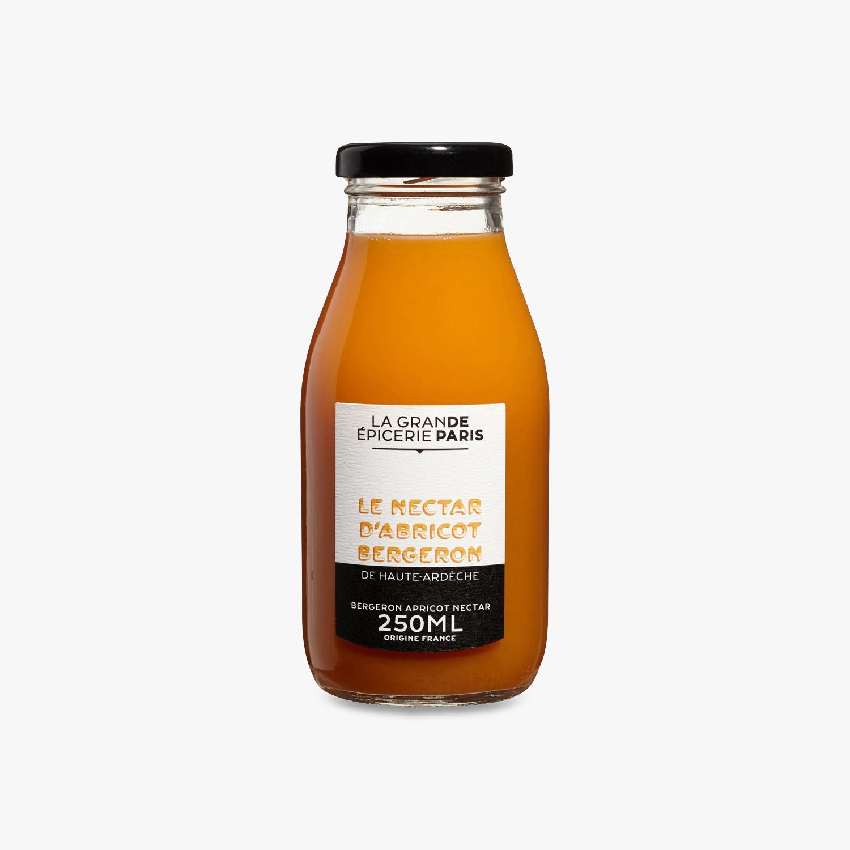 Nectar d'abricot Bergeron, La Grande Epicerie de Paris (25 cl)