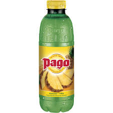 Nectar d'ananas, Pago (75 cl)