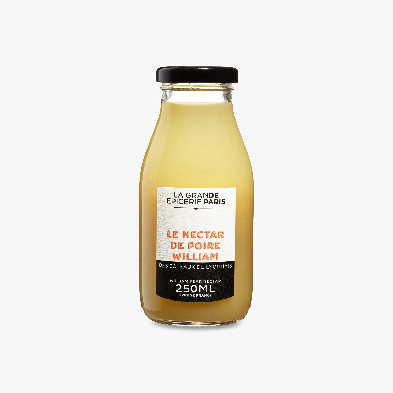 Nectar de poire Williams, La Grande Epicerie de Paris (25 cl)