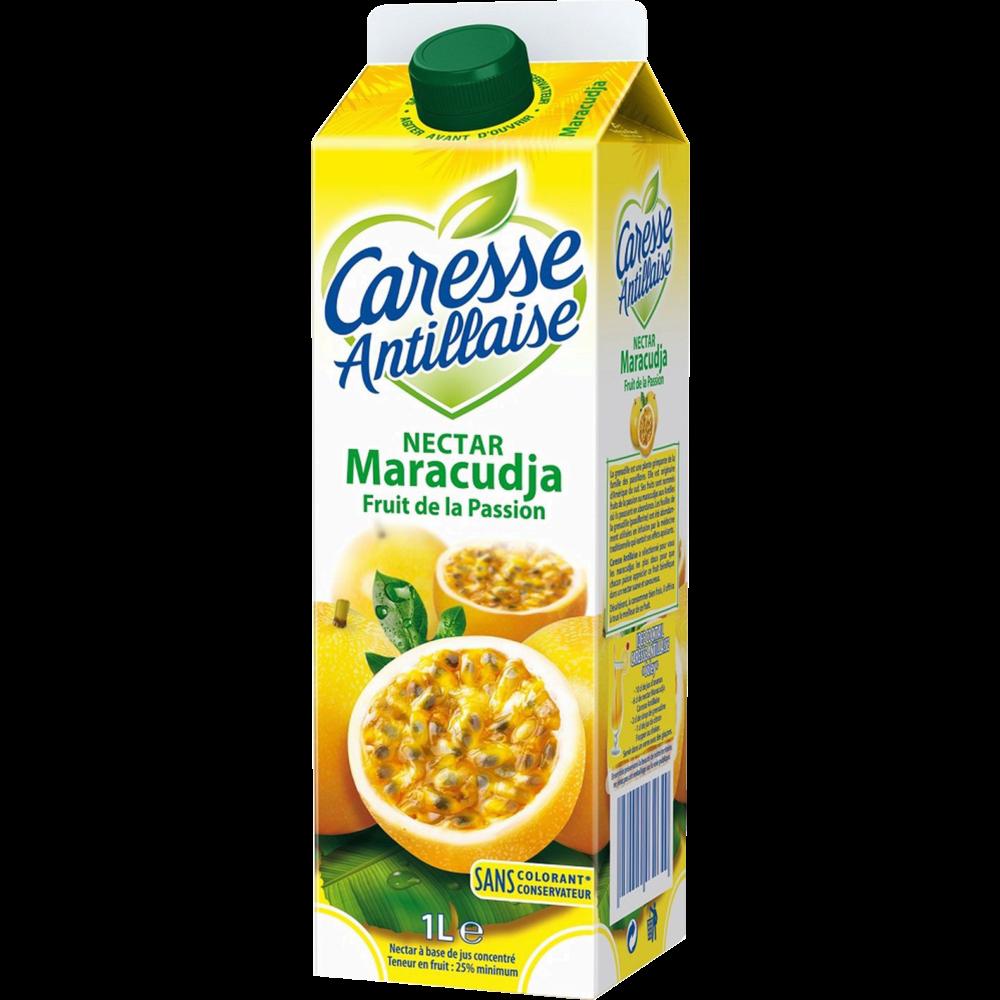 Nectar maracuja fruit de la passion, Caresse Antillaise (1 L)