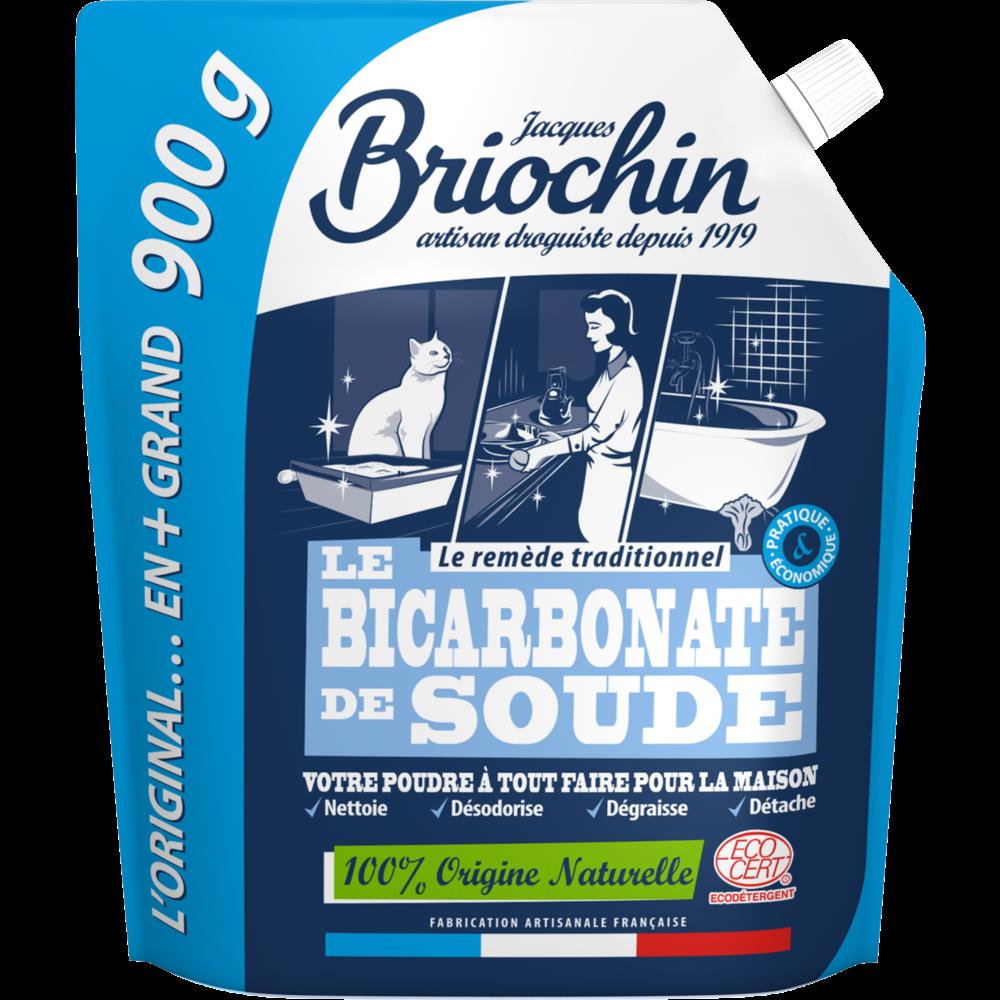 Le bicarbonate de Soude, Briochin (900 g)