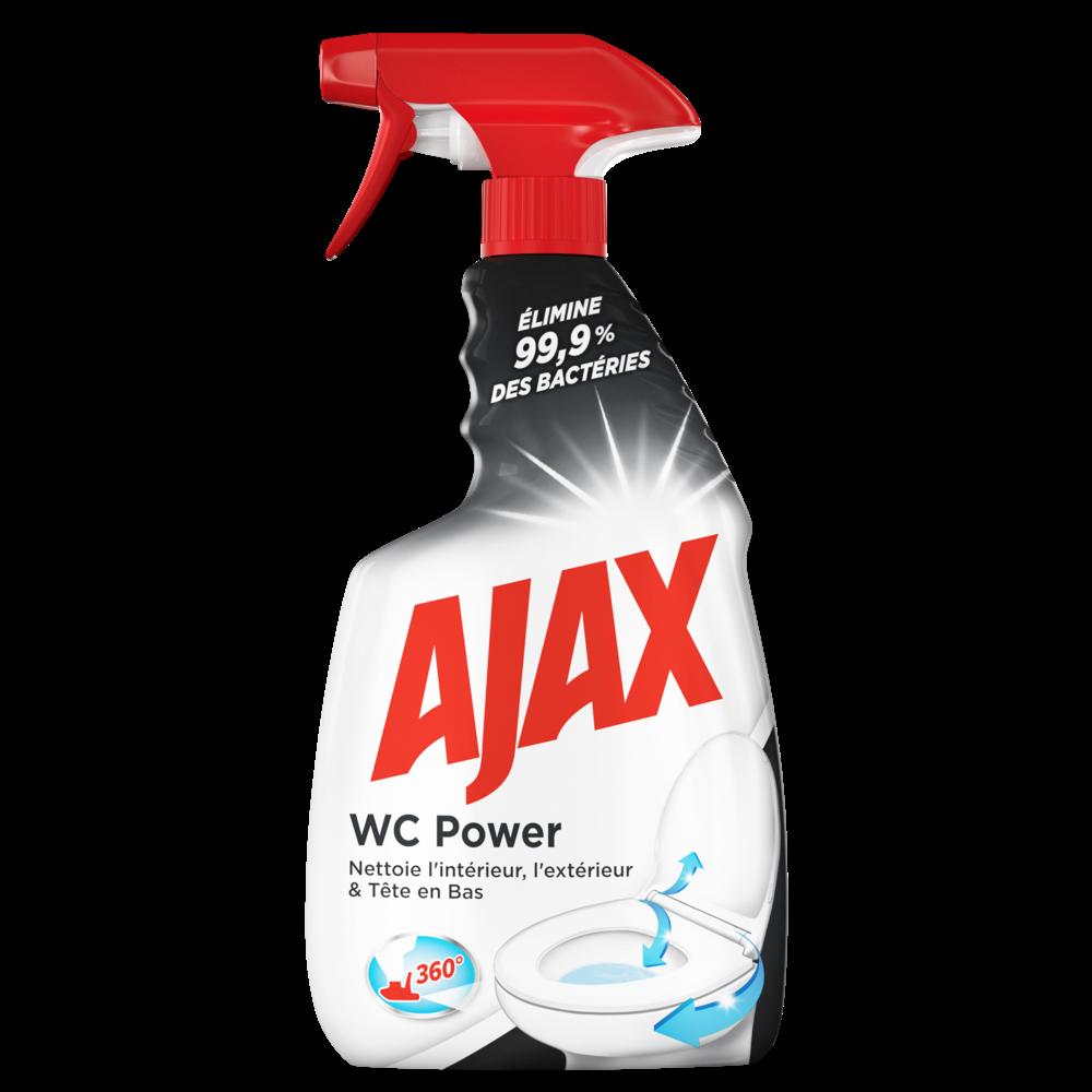 Nettoyant WC power, Ajax (750 ml)