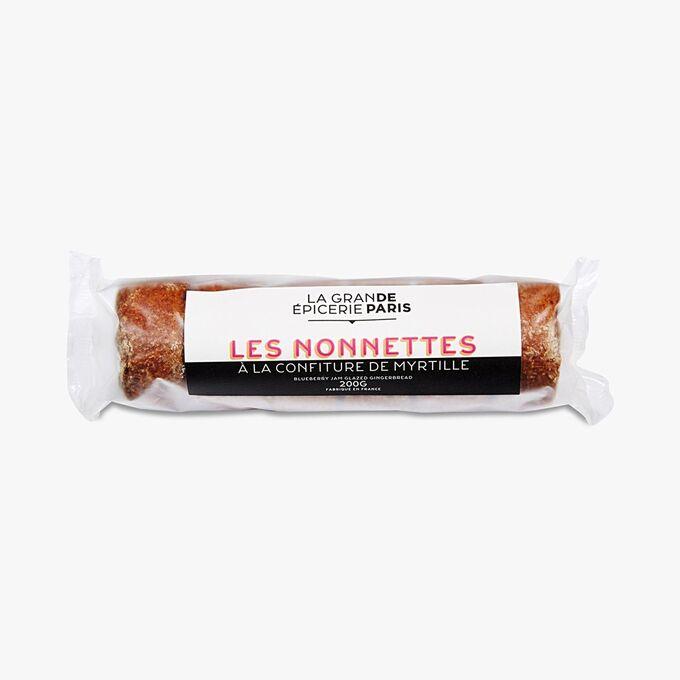 Nonnettes à la confiture de myrtille, La Grande Epicerie de Paris (200 g)