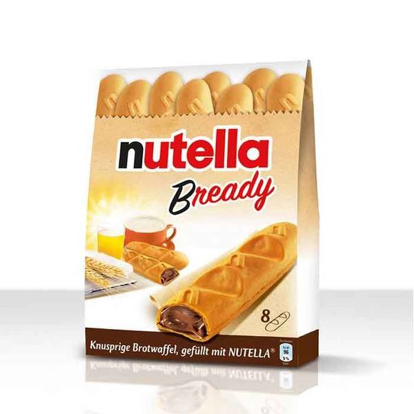 Nutella B'ready (x 6, 132 g)