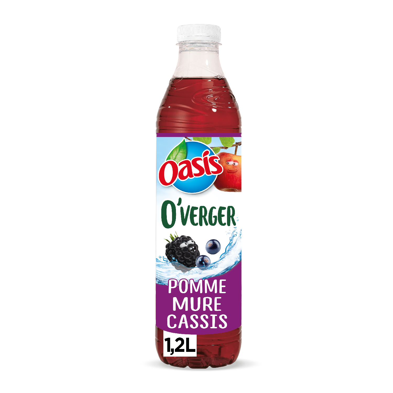 O'Verger pomme, mûre, cassis, Oasis (1.2 L)