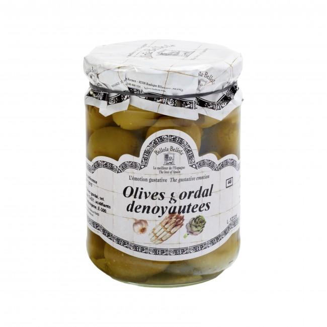 Olives Gordal dénoyautées, Bellota-Bellota (420 g)