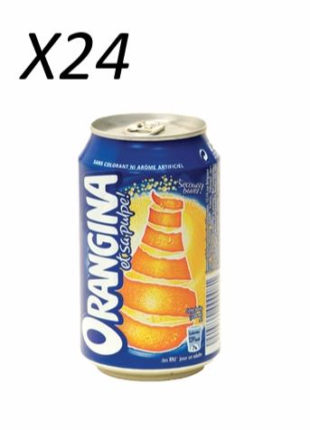 Pack d'Orangina (24 x 33 cl)