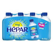 Pack Hepar (8 x 33 cl)