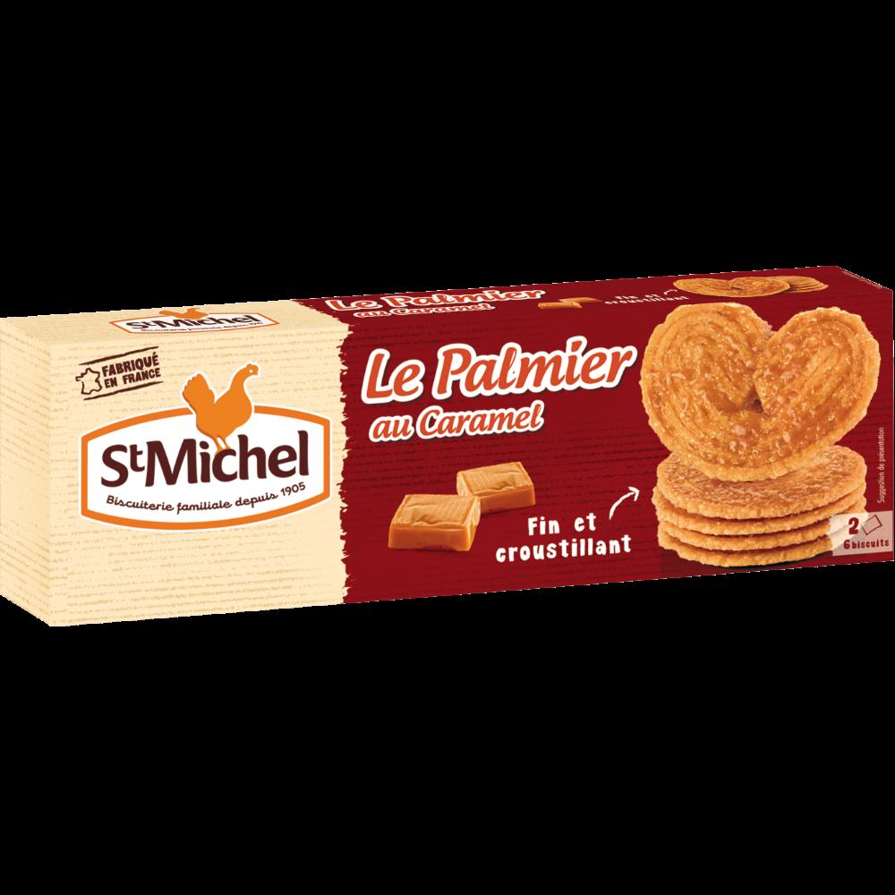 Palmier caramel, St Michel (100 g)