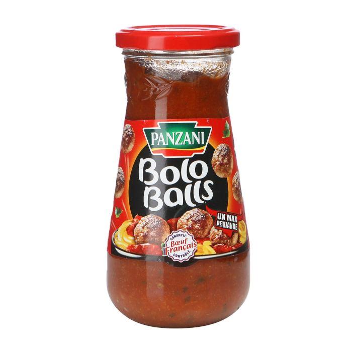 Sauce bolognaise balls, Panzani (400 g)