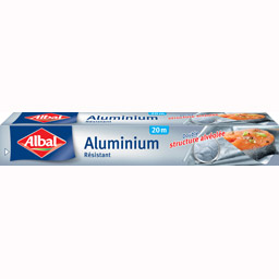 Aluminium, Albal (20 m)