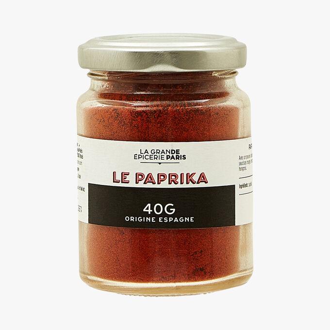 Paprika, La Grande Epicerie de Paris (40 g)
