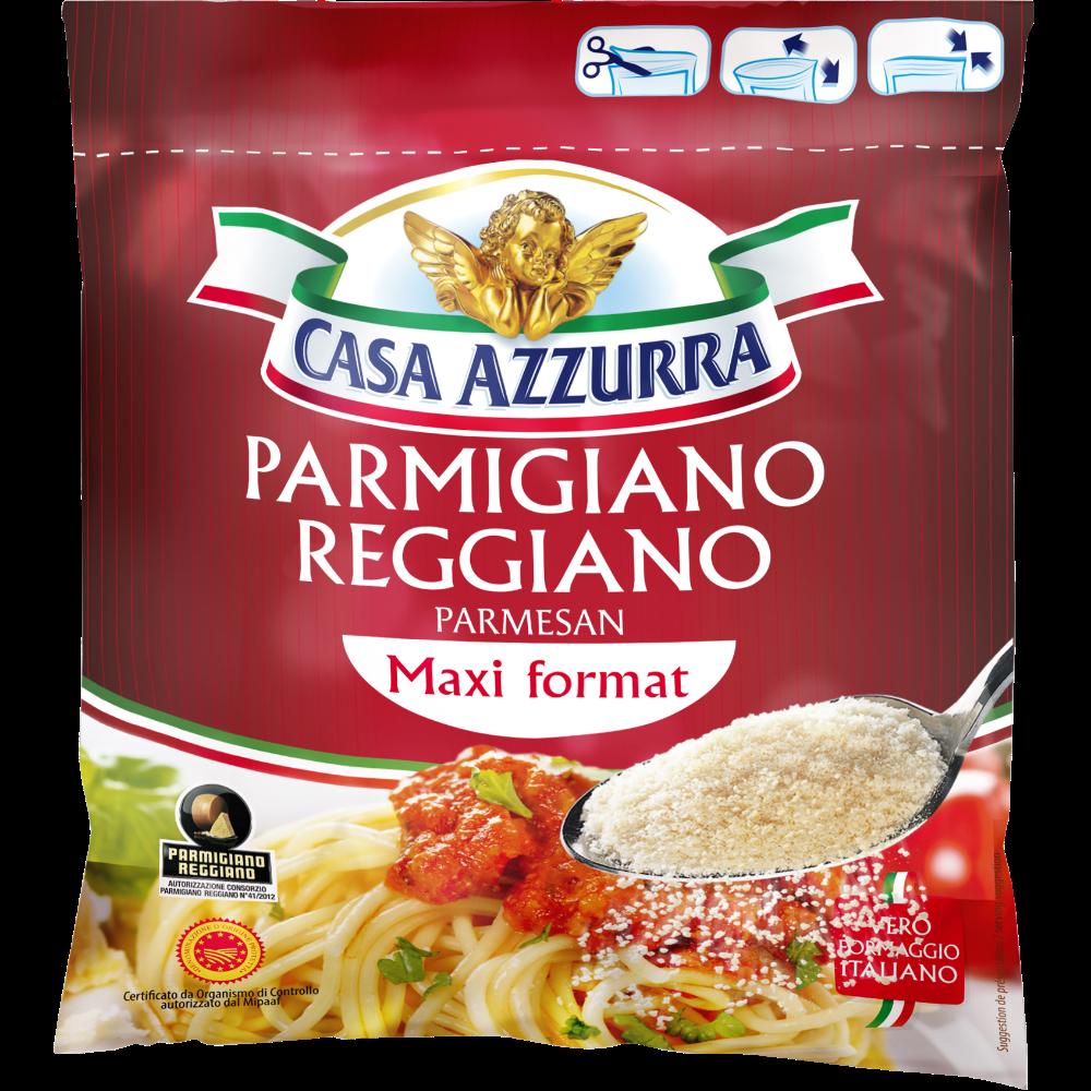 Parmigiano reggiano râpé, Casa Azzurra (200 g)