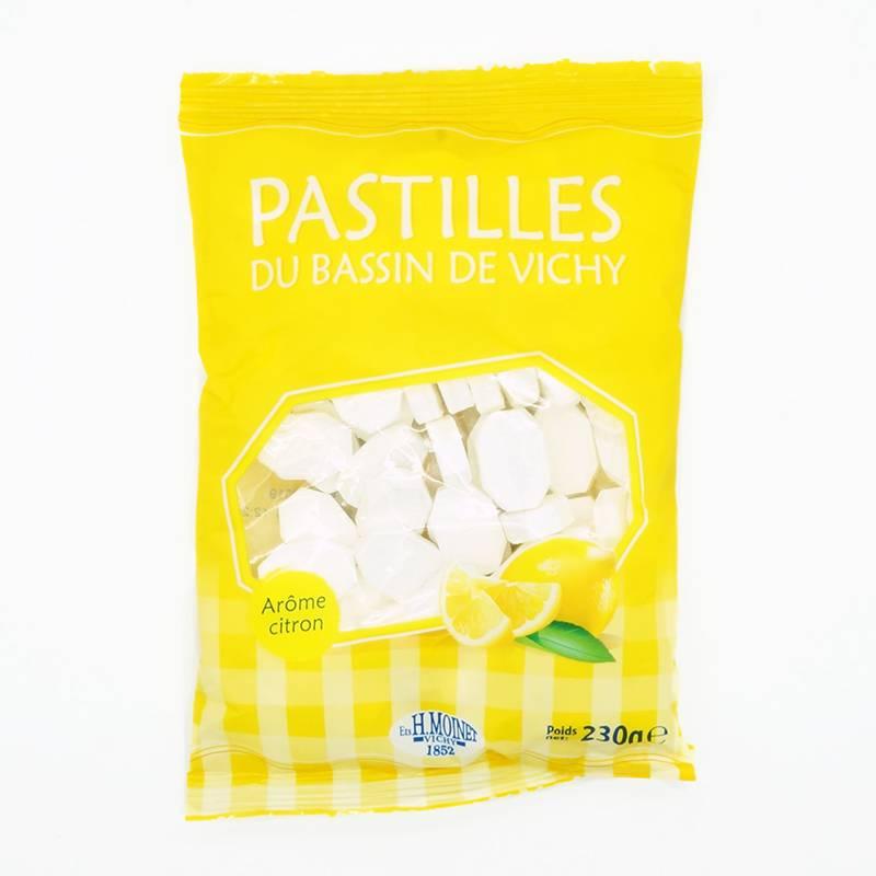 Pastilles Vichy au citron (230 g)