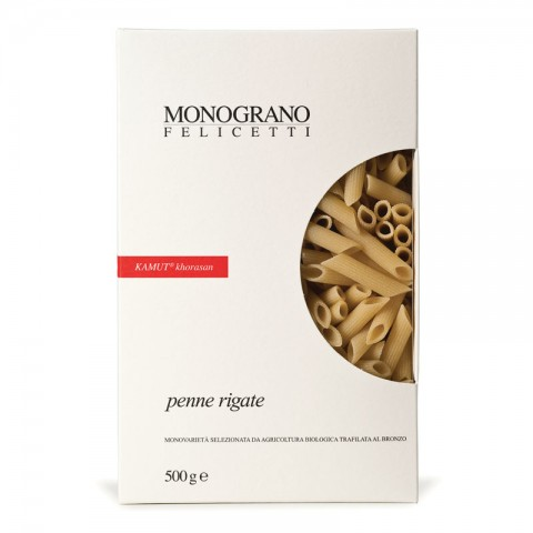 Penne Rigate BIO - Kamut, Felicetti (500 g)