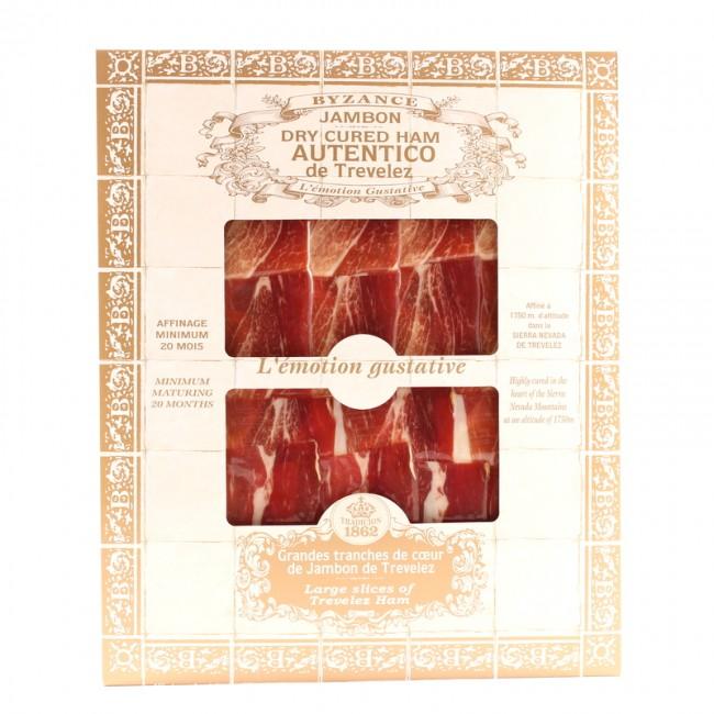 Pétales de jambon Trevelez, Bellota-Bellota (150 g)