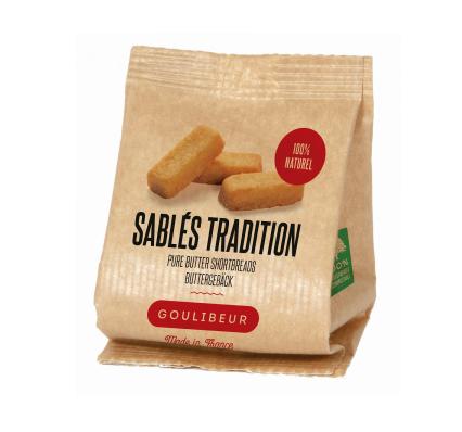 Mini Sablés tradition, Goulibeur (30 g)