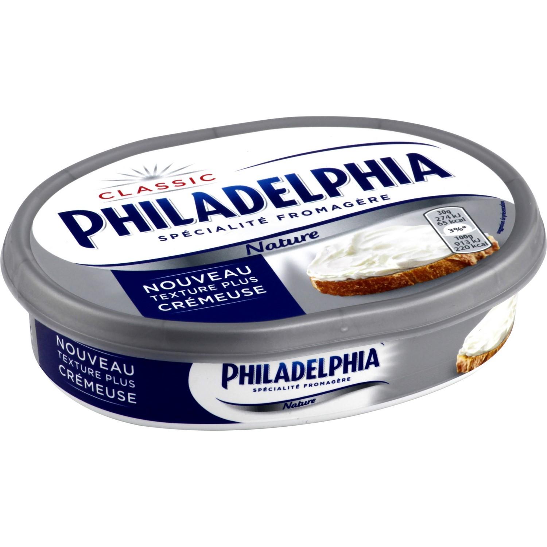 fromage philadelphia 150 g la belle vie grande picerie fine et fraiche. Black Bedroom Furniture Sets. Home Design Ideas