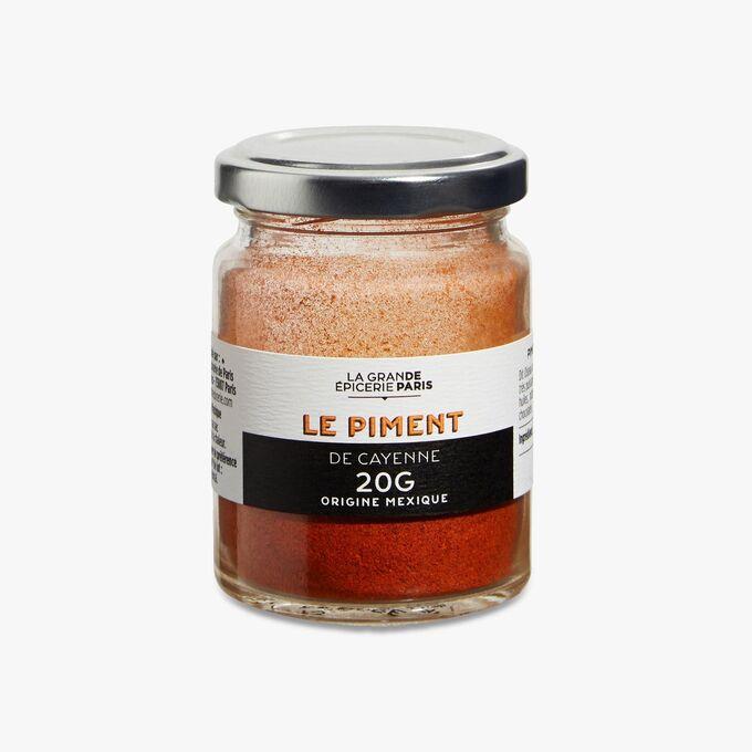 Piment de Cayenne, La Grande Epicerie de Paris (20 g)