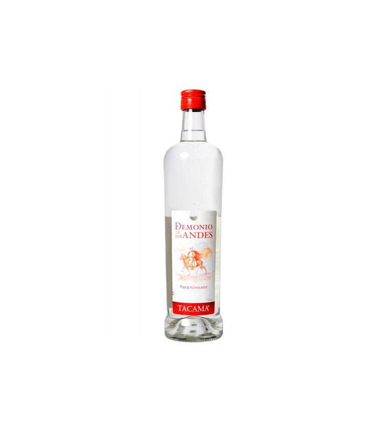 Pisco Demonio de los Andes, 40° (70 cl)