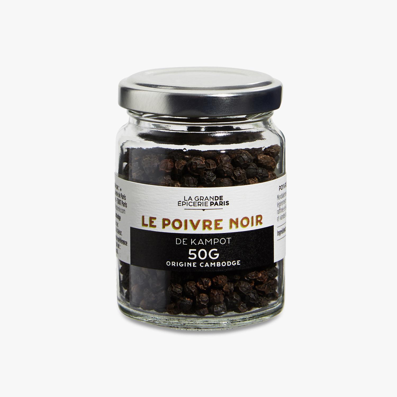 Poivre noir de Kampot, La Grande Epicerie de Paris (50 g)