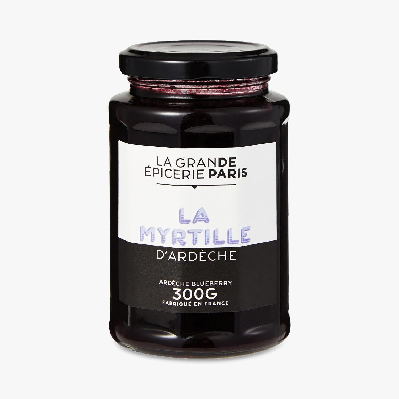 Confiture de myrtille d'Ardèche, La Grande Epicerie de Paris (300 g)