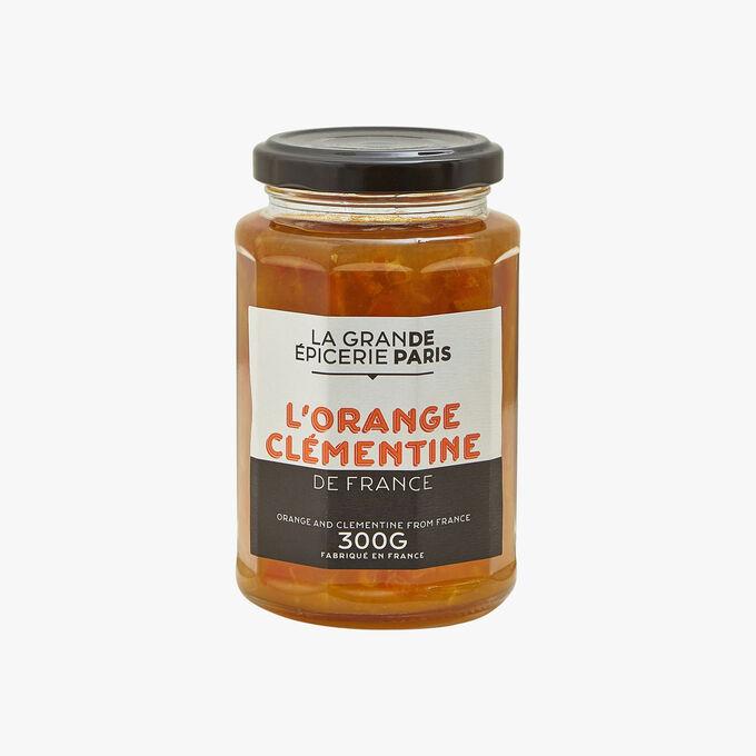 Confiture d'orange et de clémentine, La Grande Epicerie de Paris (300 g)