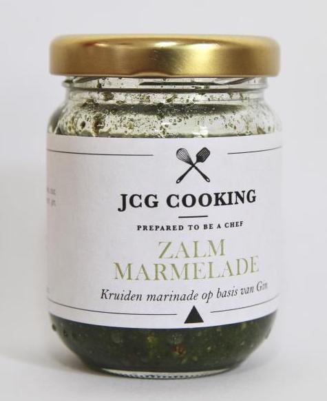 Préparation pour saumon mariné, JCG Cooking (100 g)