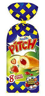 Pitch Fraise, Pasquier (x 8, 310 g)