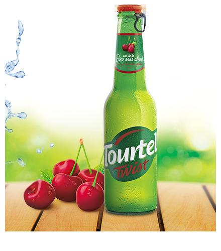Tourtel Twist Cerise, 0° (27.5 cl)