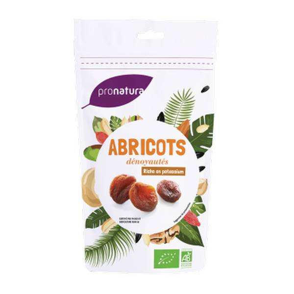 Abricot sec BIO, Pronatura (250 g), Turquie