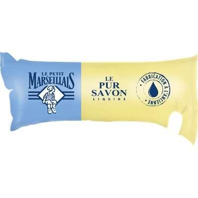 Pur savon liquide à l'ancienne, Le Petit Marseillais (éco recharge de 250 ml)