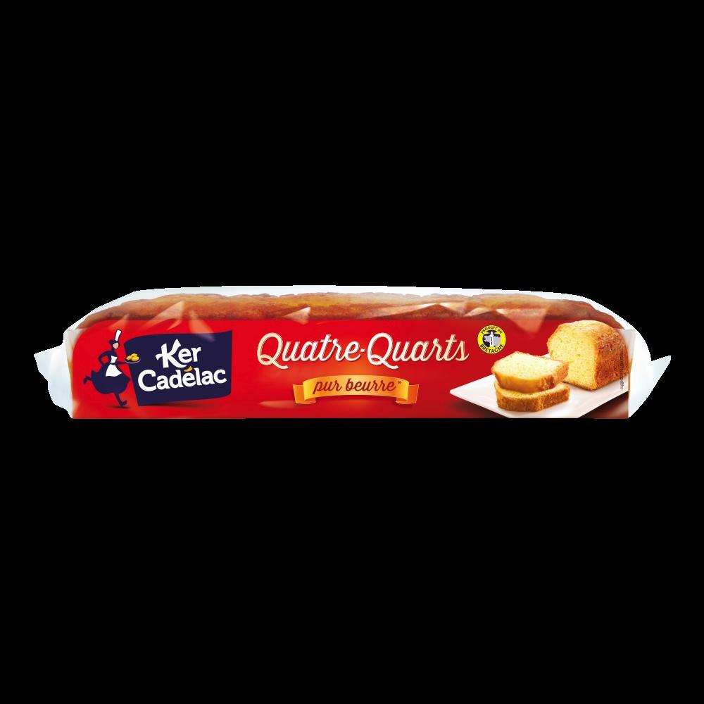 Quatre quarts pur beurre, Ker Cadelac (500 g)