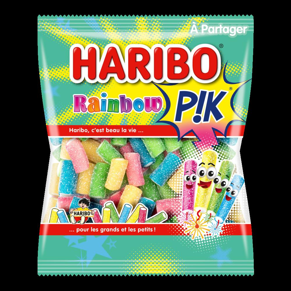 Bonbons Rainbow Pik, Haribo (200 g)