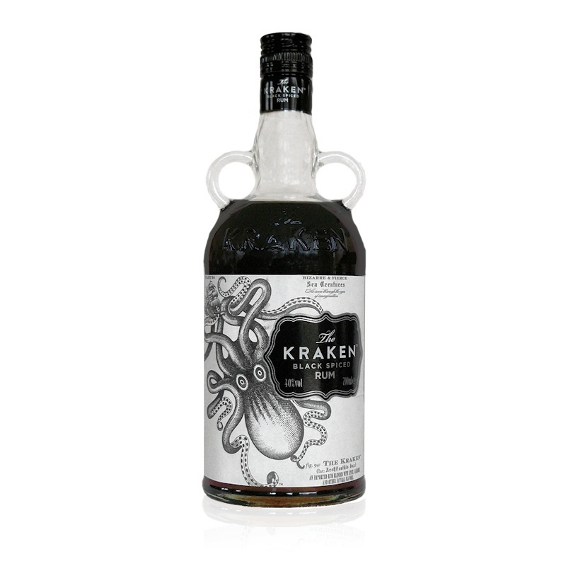 Rhum Kraken Black Spiced (70 cl)