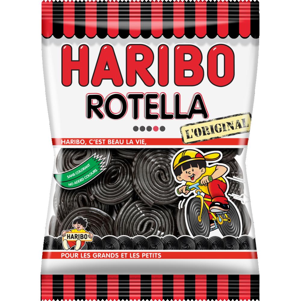 Rouleaux de réglisse Rotella, Haribo (300 g)