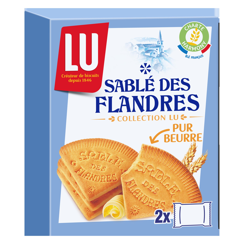 Sablé des Flandres, Lu (250 g)