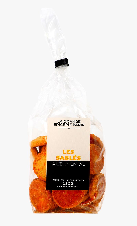 Sablés à l'emmental, La Grande Epicerie de Paris (110 g)