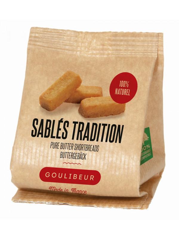 Sablés pur beurre , Goulibeur (100 g)