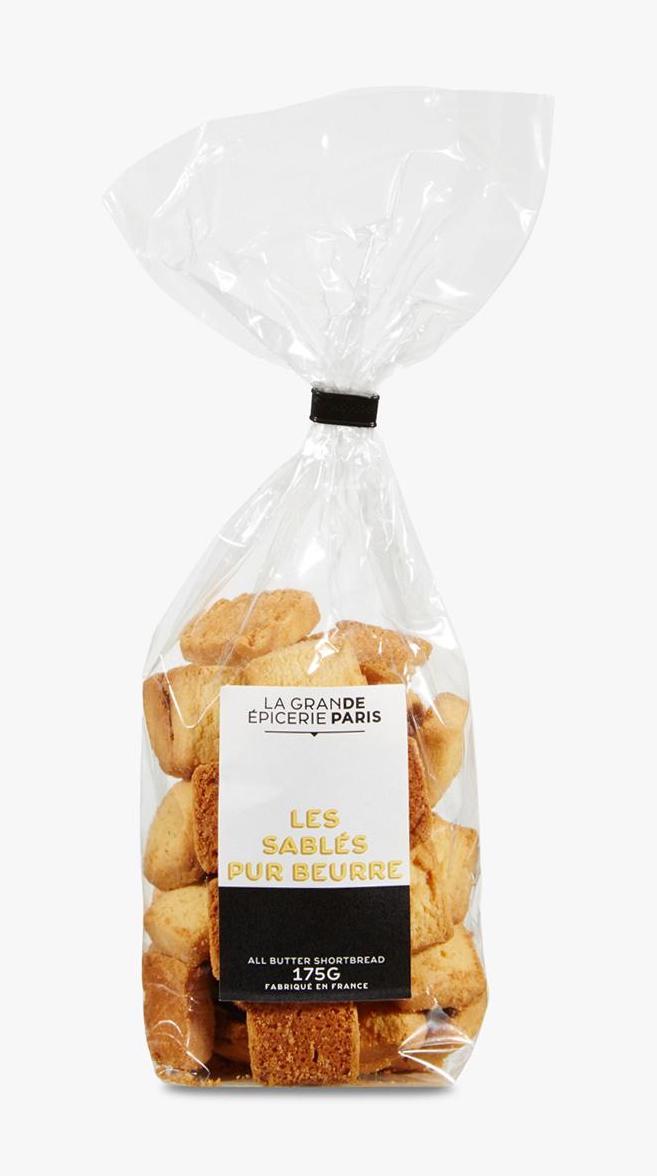 Sablés pur beurre, La Grande Epicerie de Paris (175 g)
