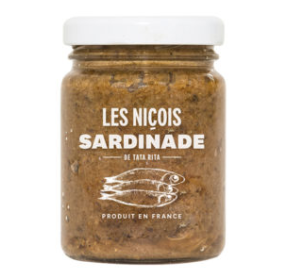 Sardinade de Tata Rita, Les Niçois (80 g)