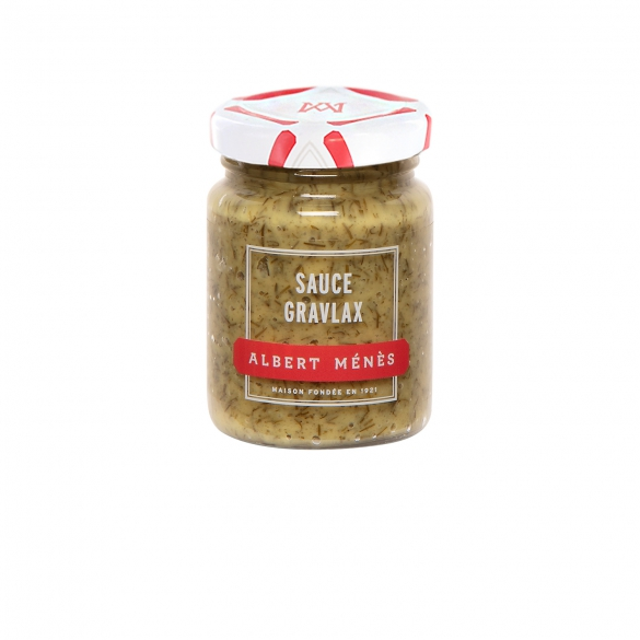 Sauce Gravlax, Albert Ménès (90 g)