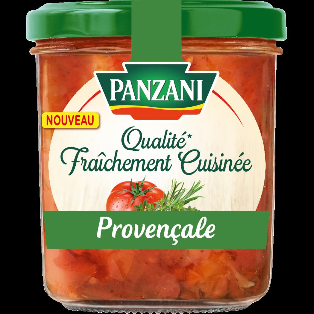 Sauce tomate provençale qualité fraîchement cuisinée, Panzani (320 g)