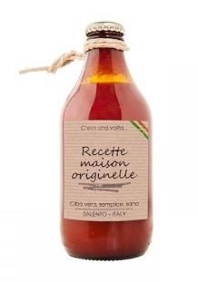 """Sauce tomate Recette Maison """"Originelle"""", Perche Ci Credo (330 g)"""