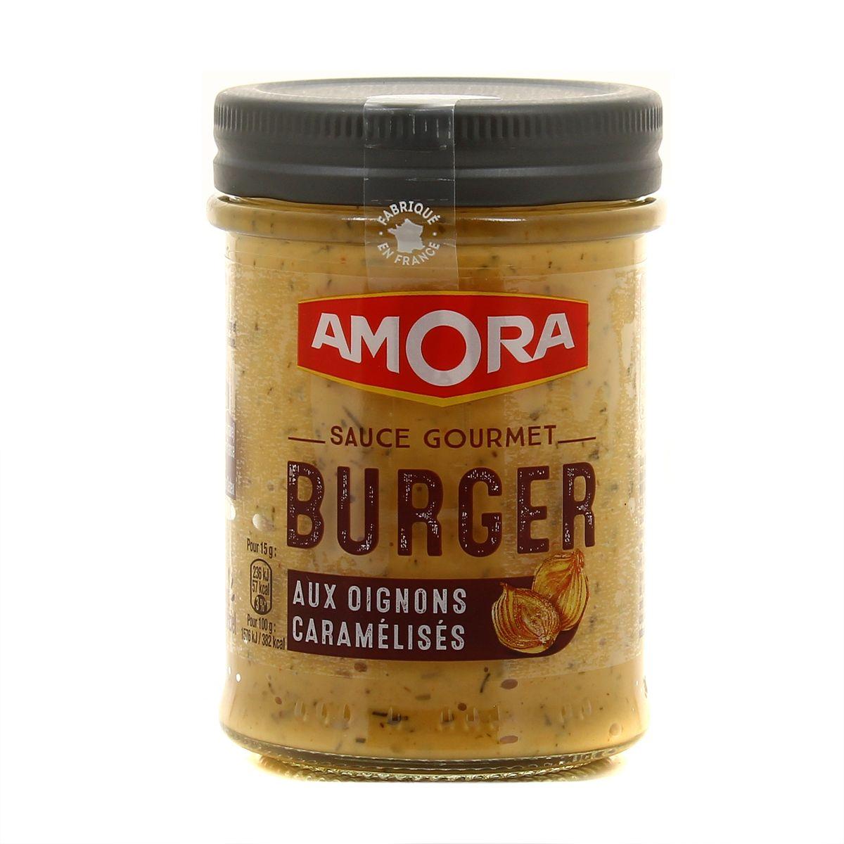 Sauce Burger, Amora (188 g)