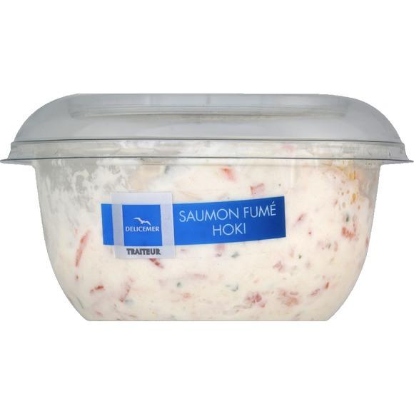 Tartinable de saumon fumé, Délicemer (120 g)